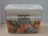 Square storage Food Container