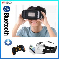 DH-89001 low price plastic 3d glasses for smart phone vr headset
