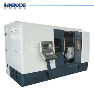 Slant bed metal cnc lathe combination lathe milling machine price and specification TCK7550D