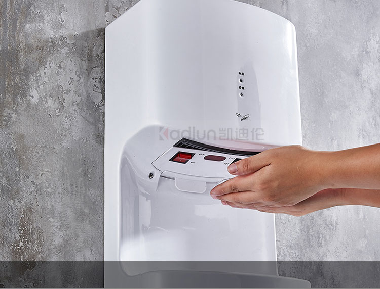 2017 New Arrival electricl colorful stainless steel hand dryer classic