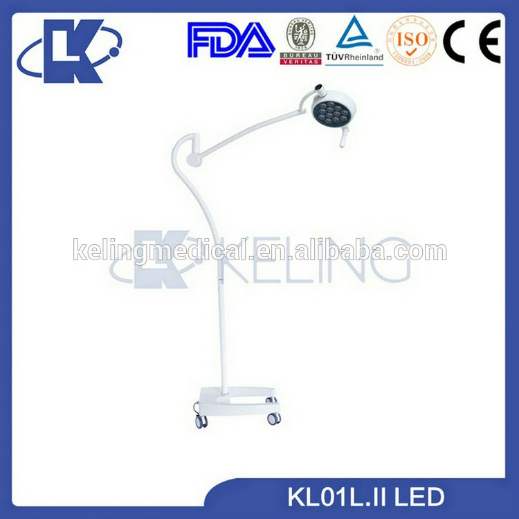 floor lamp for examination magnifiers led operating examination light surgery examination lamp