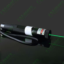 OXLasers OX-G30-1 100mW burning focusable green laser pointer torch keylock switch burn matches