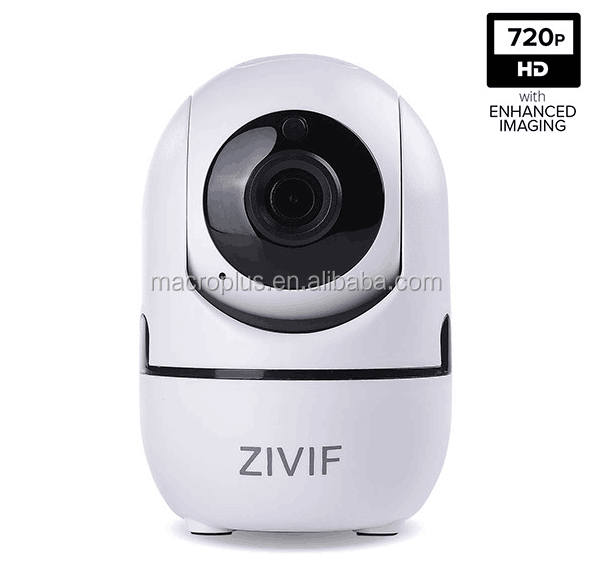 2018 amazon Hot selling indoor p2p 720p Wireless Video Surveillance camera Night Vision CCTV home security camera