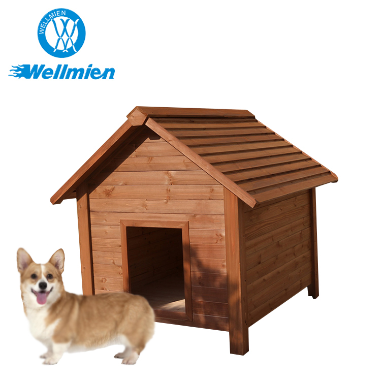 Cheap Windproof Wooden Big Dog House/Pet Cages, Carriers & Houses