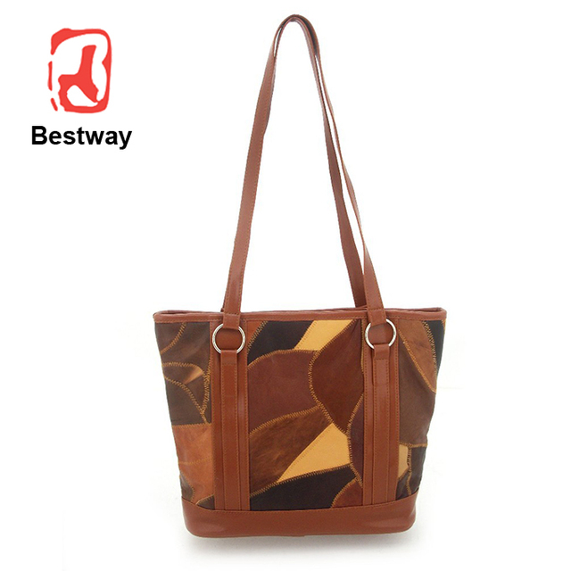 leather tote bag woman camouflage tote bag