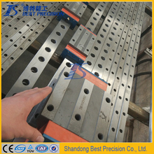 Heavy load CNC machine linear guideways