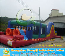 commercial adult inflatable obstacle course