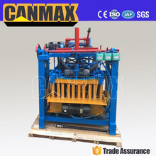 Building materials QT4-35A retaining wall block machine/bull block wire drawing machine/block laying machine