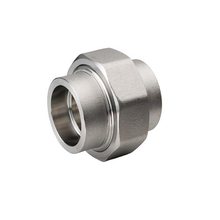 U-SS-04 Pipe fittings union connector