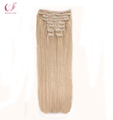 Wholesale 20 inch Clip in Hair Extensions 100 human hair extension