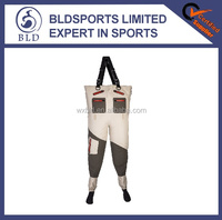 100% waterproof popular and CUSTOM seamless breathable fly fishing chest waders