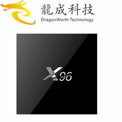 2018 Dragonworth T95P S905X 2g 8g AD player android tvbox With Good Quality AD player TV BOX