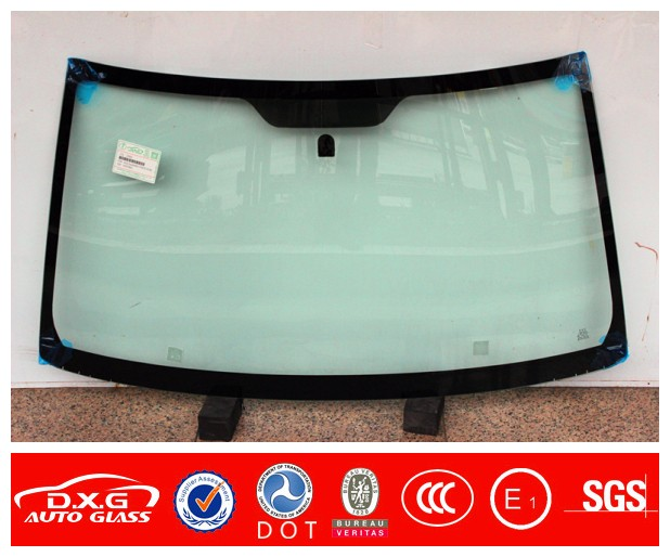 Japanese Car Factory Good Use High Gade Rear Car Glass