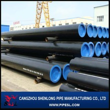 victaulic steel pipe HS code black carbon seamless steel pipe