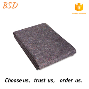 Eco-Friendly polyester non - woven fabric needle wool felt