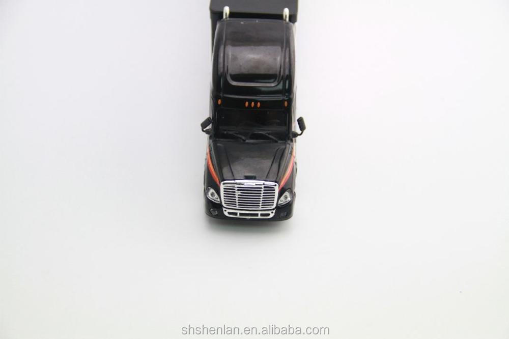 1:64 truck metal model print customized