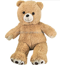 teddy bear i love you/teddy bear toy/organic cotton teddy bear