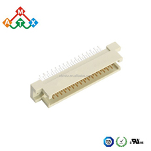 Half R type 348 three rows 48 pin male DIN41612 connector