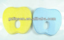 Guangzhou Linsen decompression apple shaped infant pillow