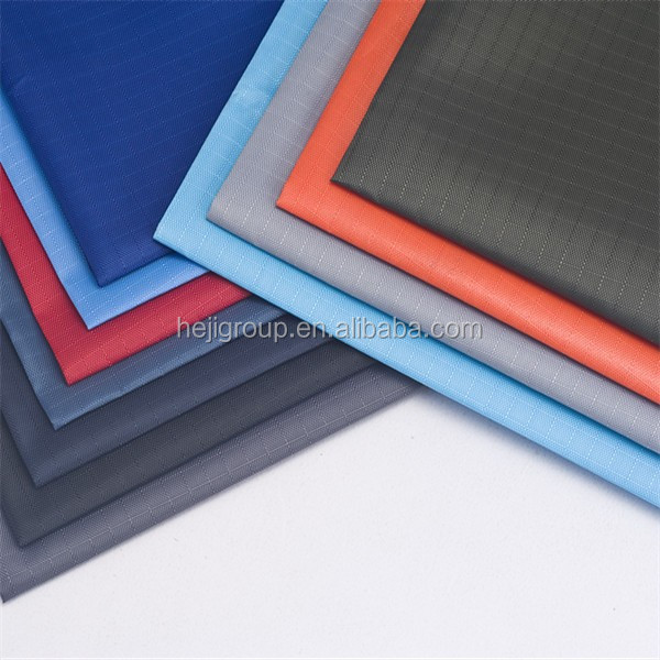 420D ripstop coating waterproof polyester tent fabric