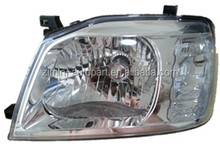 Zimin car spare parts & auto parts head light used for pick up 720 D23 2007