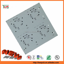 Aluminum LED PCB Assembly for car head light, head light LED PCBA, car head light aluminum PCB