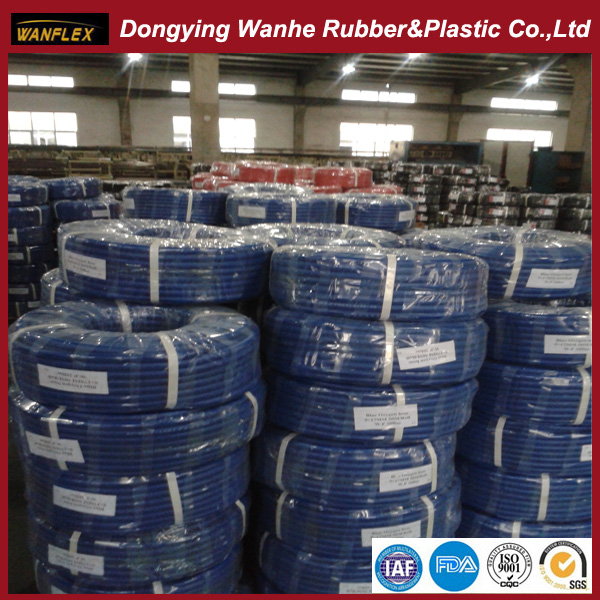 Chinese manufacturer pvc steel wire braided spray hose