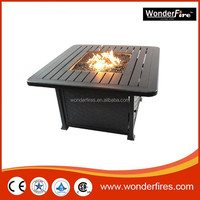 Outdoor fire pit table/Aluminum/chat table/heater/warmer firepit