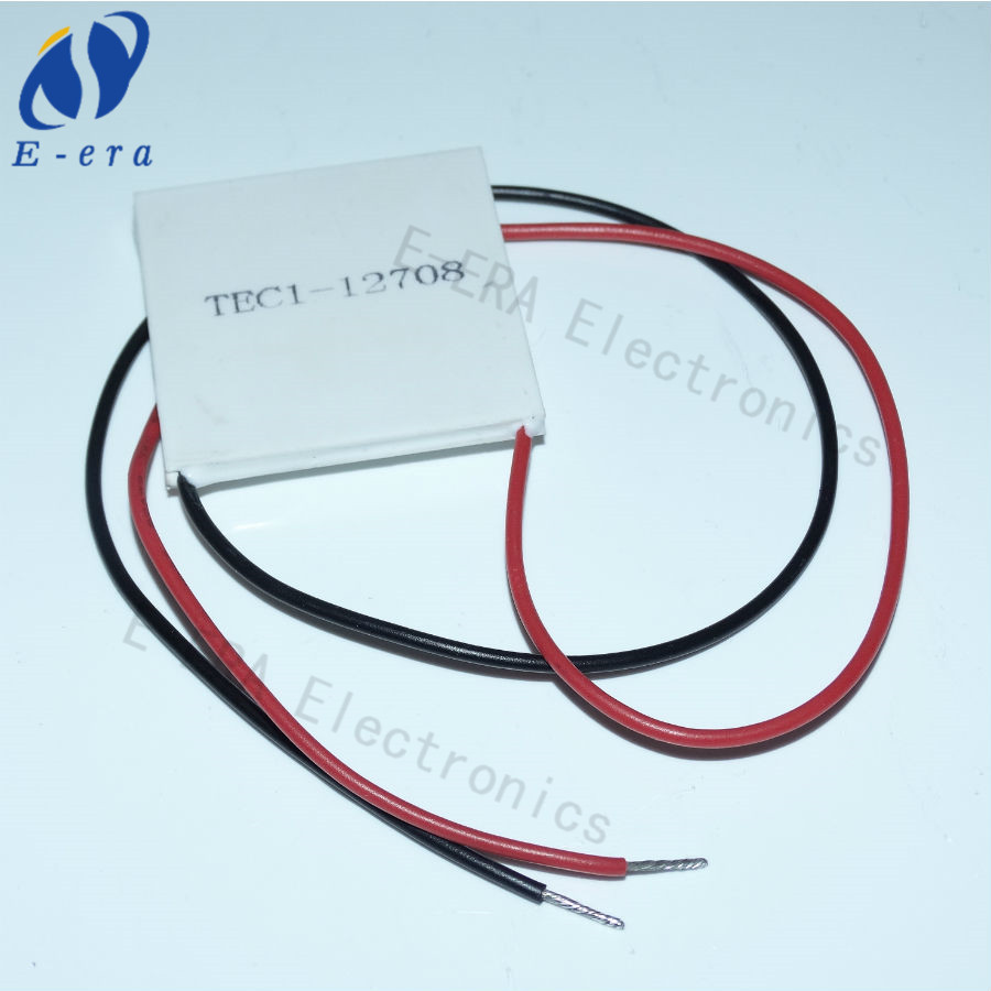 Industrial thermoelectric cooler TEC1-12708 40*40mm thermoelectric peltier module