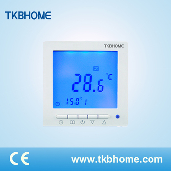 HT09 220V Weekly Programming Underfloor Heating Thermostat