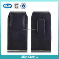 2015 leather pouch with swivel belt clip cover case for samsung galaxy s6