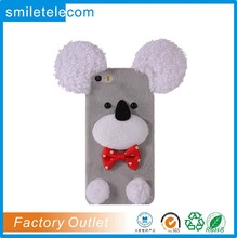 Luxury Koala Leather Soft TPU Case for iPhone6/6 plus Koala Bunny Cell Phone Cover for iPhone6/6plus