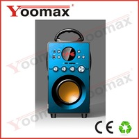 10w mini vibration bluetooth speaker,2.1 ch portable high power system,usb/sd/fm/led/remote contorl,china