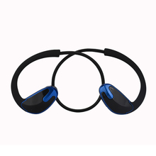 R8 Metal Magntic Control Wireless Blue tooth V4.1 Stereo Earphone