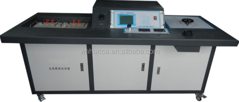 Transformer Manual Test Bench