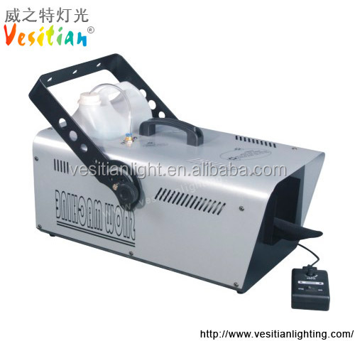 Theatre snowing effect indoor snow machine Low price 1200w Stage Effect Snow Machine