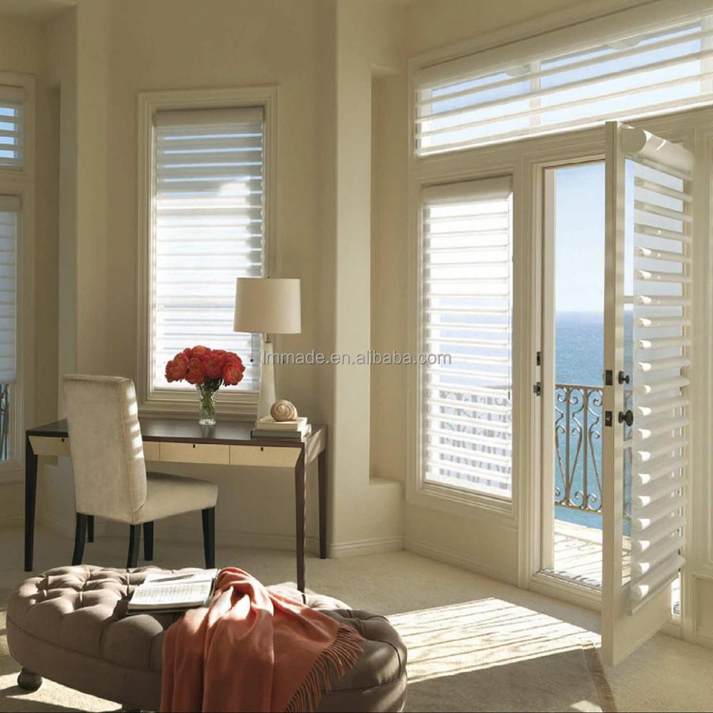 Wholesale Cheap Price China Custom Outdoor Indoor Interior Exterior French Door Window Blinds
