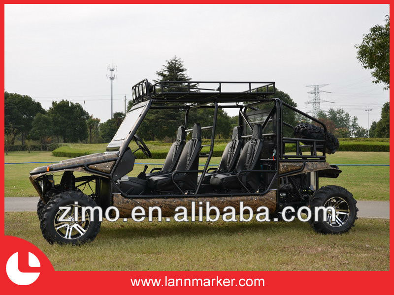 Off road 4 person sand buggy