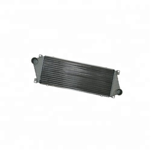 China KVR Brand good selling auto aluminum Benz water radiator pa66 gf30