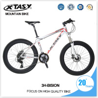 2016 fashion style steel spoke aluminum frame mountain bike bicycle