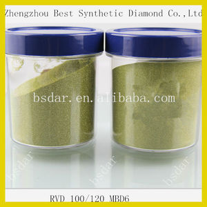 high quality low price industrial synthetic diamond RVD green for fine grinding and polishing