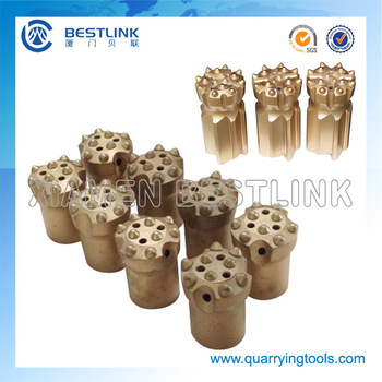 Mining Hard Rock Drilling Retrac Drill Bits