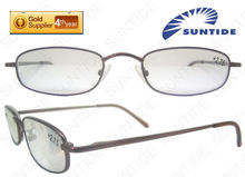 Easy to carry Mini Metal Many Power Reading Glasses