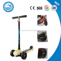 100% Aluminum electric blowing bubbles scooter and alloy pro extreme scooter