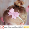 2015 hot sale handmade baby girl felt hair bows made in China