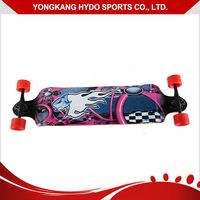 Bottom price Durable black hole skateboards