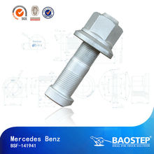 High quality wheel bolt/nut mercedes benz trucks actros spare parts