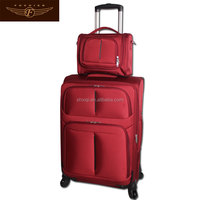 2014 2pc woman luggage suitcase