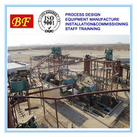 Brand new turnkey project solution flotation or leaching solvent extraction process copper ore processing plant