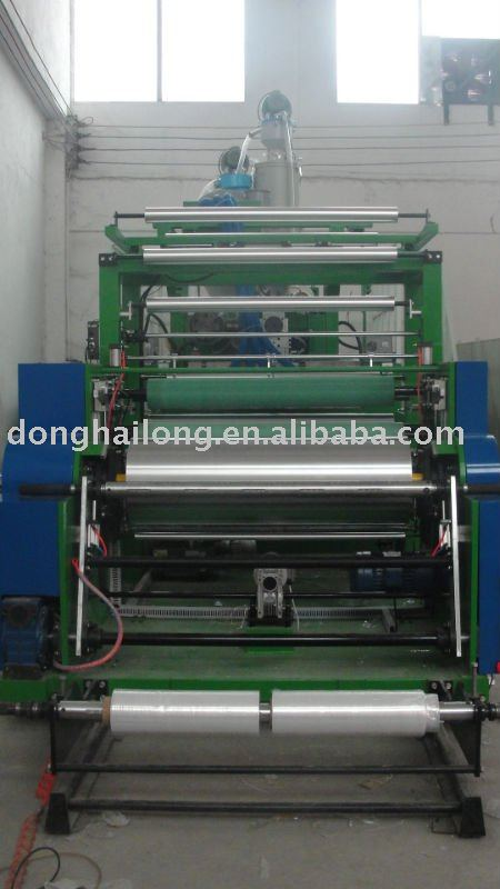 Three Layer Stretch Film/Cling Film Making Machine